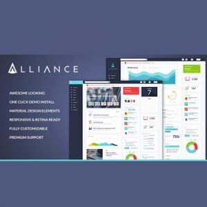 Alliance - Intranet & Extranet WordPress Theme