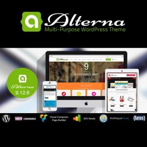 Alterna Ultra Multi-Purpose WordPress Theme