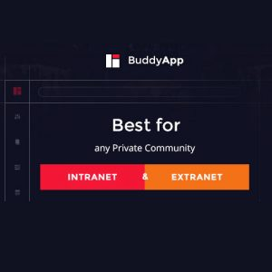 BuddyApp – Mobile First Community WordPress Theme