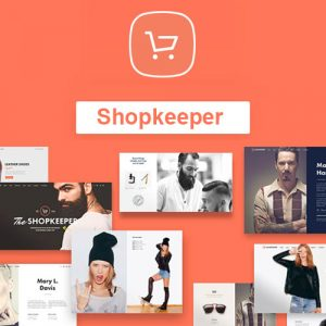 Shopkeeper – eCommerce WP Theme for WooCommerce