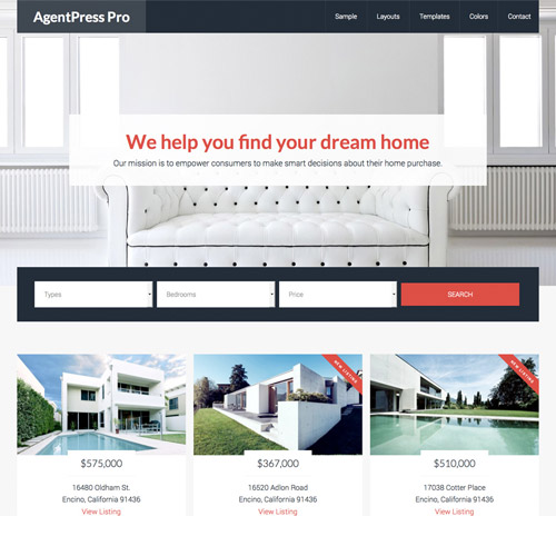 StudioPress AgentPress Pro Genesis WordPress Theme